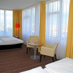 Akcent hotel 3* Стандартный номер с 2 отдельными кроватями фото 5