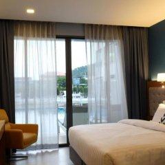 Отель BlueSotel Krabi Ao Nang Beach 4* Номер Делюкс с различными типами кроватей фото 15