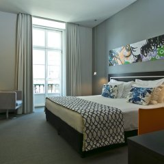 Internacional Design Hotel 4* Стандартный номер с различными типами кроватей фото 4
