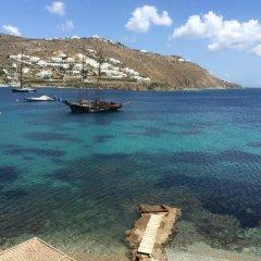 Deliades Hotel пляж фото 2