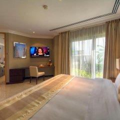 Отель Dubai Marine Beach Resort & Spa 5* Стандартный номер с различными типами кроватей фото 3