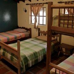 Отель Casa del Sol 2* Кровать в общем номере с двухъярусной кроватью