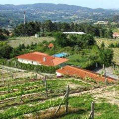 Отель Quinta do Pinheiral спортивное сооружение