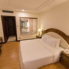 Saigon Halong Hotel 4* Улучшенный номер с различными типами кроватей фото 2