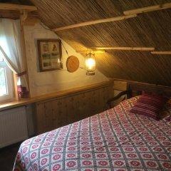 Гостиница Salamandra Village комната для гостей фото 3