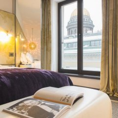Гостиница So Sofitel St Petersburg 5* Номер SO Club с различными типами кроватей