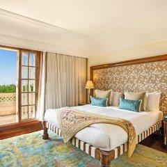 Отель The Oberoi Amarvilas, Agra 5* Люкс с различными типами кроватей фото 3