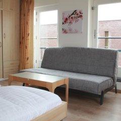 Отель Floriande Bed & Breakfast Нидерланды, Хофддорп - отзывы, цены и фото номеров - забронировать отель Floriande Bed & Breakfast онлайн комната для гостей фото 4
