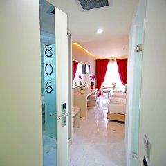 Hotel Palace Vlore 4* Номер Делюкс с различными типами кроватей фото 11