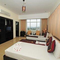 Duy Tan 2 Hotel 3* Улучшенный номер с различными типами кроватей фото 2