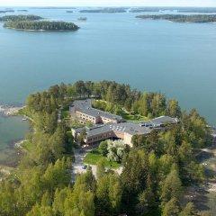 Отель Hanasaari Финляндия, Эспоо - 1 отзыв об отеле, цены и фото номеров - забронировать отель Hanasaari онлайн пляж фото 2