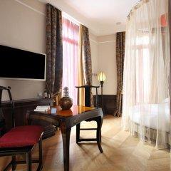 Отель Château Monfort 5* Улучшенный номер с различными типами кроватей