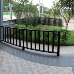 Отель Preawwaan Seaview Ko Laan Номер категории Эконом с различными типами кроватей фото 9