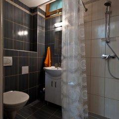 Апартаменты Andrassy Studio Будапешт ванная
