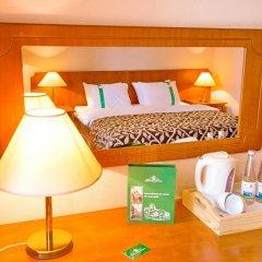 Президент Отель 4* Стандартный номер с различными типами кроватей фото 32