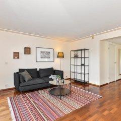 Апартаменты Oslo Apartments - Aker Brygge комната для гостей фото 5