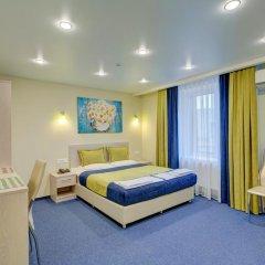 Мини-Отель Комфорт Класс Стандартный номер с различными типами кроватей фото 6