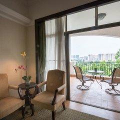Guangzhou Phoenix City Hotel 4* Представительский номер с разными типами кроватей