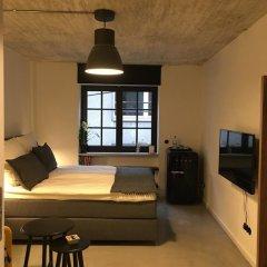 Отель Square Rooms Дюссельдорф комната для гостей фото 3