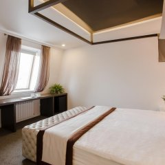 Гостиница УНО Улучшенный номер с различными типами кроватей фото 4