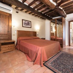 Отель Tenuta Decimo - Villa Dini Италия, Сан-Джиминьяно - отзывы, цены и фото номеров - забронировать отель Tenuta Decimo - Villa Dini онлайн комната для гостей фото 2