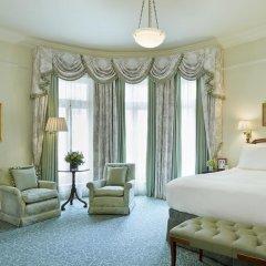 Отель The Savoy 5* Номер категории Премиум с различными типами кроватей