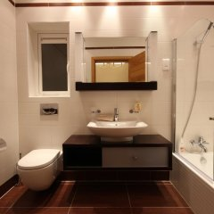 Отель Summer Breeze Слима ванная