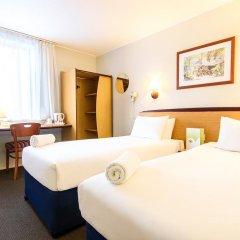 Отель Campanile Manchester 2* Стандартный номер с различными типами кроватей фото 4