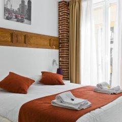 Отель Hostal Panizo Стандартный номер с различными типами кроватей фото 3