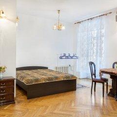 Гостиница Круази на Кутузовском Семейный номер Эконом с разными типами кроватей фото 8