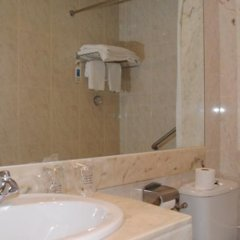Отель Hostal Alemana Сан-Себастьян ванная