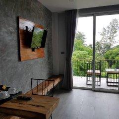 Отель In Touch Resort 3* Студия с различными типами кроватей фото 22