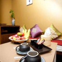 Отель Tanaosri Resort 3* Полулюкс с различными типами кроватей фото 13