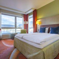 Radisson Blu Polar Hotel Spitsbergen 4* Стандартный номер фото 3