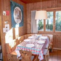 Отель Holiday home Sven Heul Nendaz Station Нендаз питание