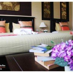 Отель Lotus Paradise Resort Таиланд, Остров Тау - отзывы, цены и фото номеров - забронировать отель Lotus Paradise Resort онлайн комната для гостей фото 3