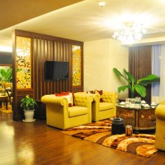 Muong Thanh Holiday Dien Bien Phu Hotel комната для гостей фото 5