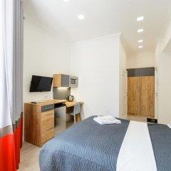 Гостиница Partner Guest House Khreschatyk 3* Студия с различными типами кроватей фото 11