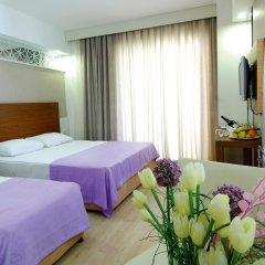 Отель PGS Rose Residence Beach - All Inclusive 5* Стандартный номер с различными типами кроватей