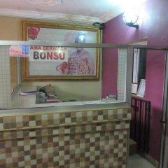 Отель Rosesa Rose Hotel в Кумаси