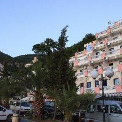 Hotel Kuc парковка