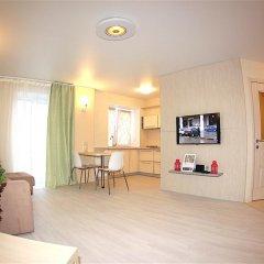 Апартаменты Alpha Apartments Krasniy Put' Студия фото 27