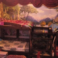Гостиница Beliy Kakadu комната для гостей фото 4
