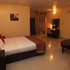 Pelican Hotel Lekki 3* Люкс с различными типами кроватей