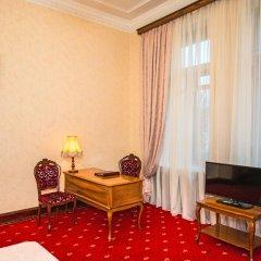 Легендарный Отель Советский 4* Стандартный номер двуспальная кровать фото 7