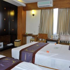 Barcelona Hotel Nha Trang 3* Номер Делюкс с двуспальной кроватью фото 11