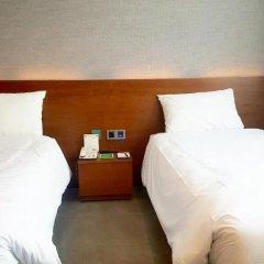 Itaewon Crown hotel 3* Улучшенный номер с различными типами кроватей фото 5