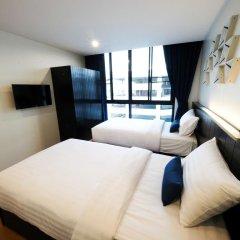 130 Hotel & Residence Bangkok 3* Номер Делюкс с 2 отдельными кроватями фото 3
