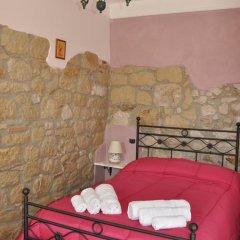 Отель Agriturismo San Michele Солофра комната для гостей фото 5
