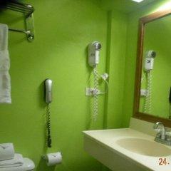 Отель Apart Hotel La Cordillera Гондурас, Сан-Педро-Сула - отзывы, цены и фото номеров - забронировать отель Apart Hotel La Cordillera онлайн ванная